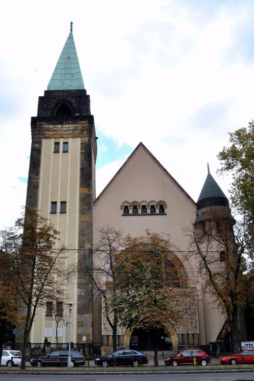 fasori-ref-templom