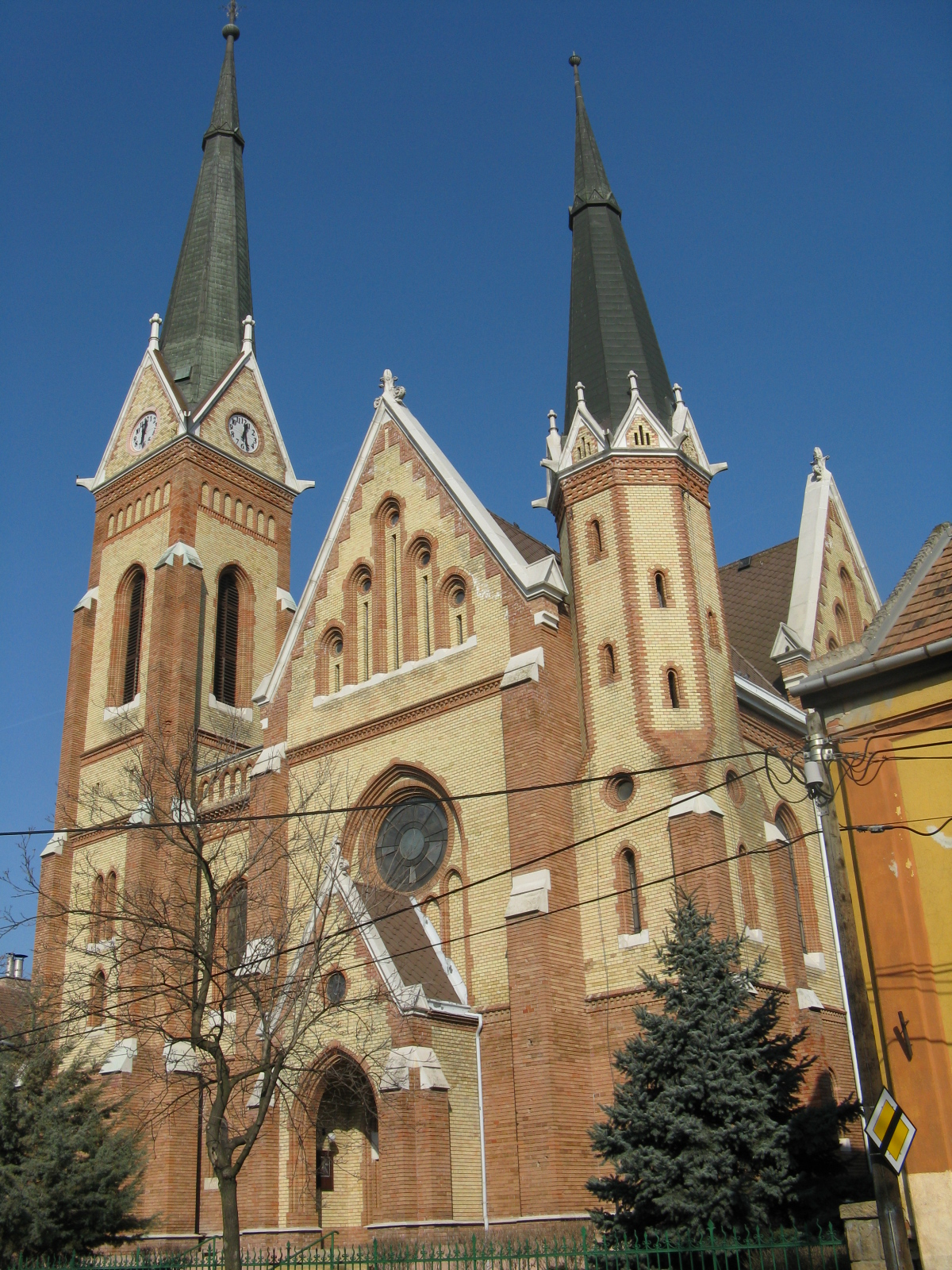 kobanyai-ref-templom